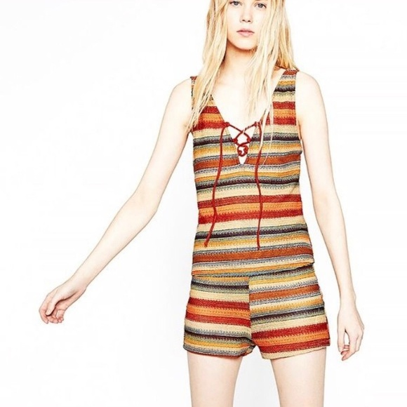 fc1694698a Zara Striped Set. M_5b0014cb077b972aa42e2013